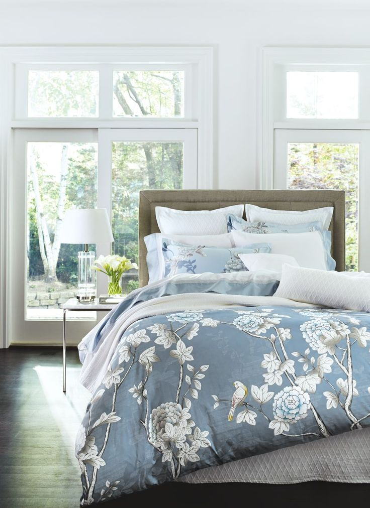 Glucksteinhome Combines One Part Vintage Oversized Fls And Elegant Chinoiserie For A Fresh Take