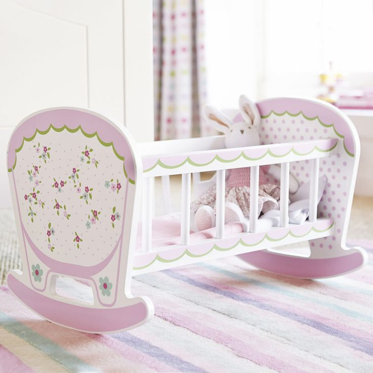 Posy Rocking Cradle - Role Play - Toys & Gifts