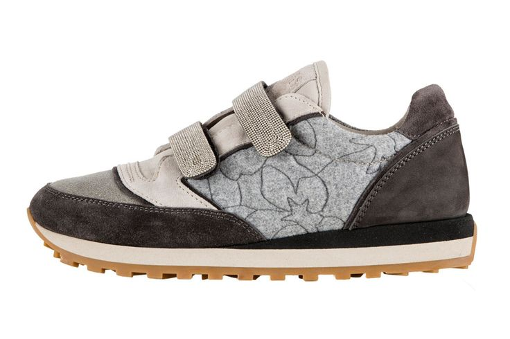 Brunello Cucinelli Monili limited-edition sneakers.