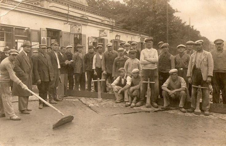 Sieciechowscy brukarze - Izba Historyczna Stefan Siek