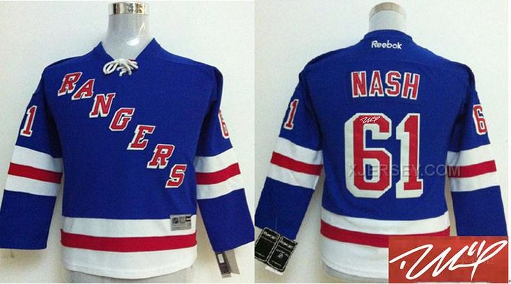 http://www.xjersey.com/rangers-61-nash-blue-signature-edition-youth-jerseys.html RANGERS 61 NASH BLUE SIGNATURE EDITION YOUTH JERSEYS Only $50.00 , Free Shipping!