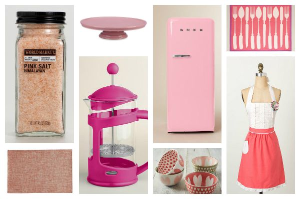 Pink kitchen decor   Sheknows.ca