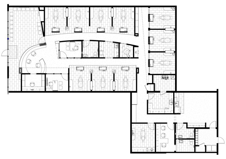 Orthodontic Office Design Floor Plan: 17 Best Images About Floor Plan On Pinterest