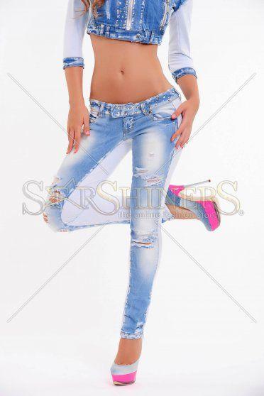 Jeans Mexton Always Wonder Blue