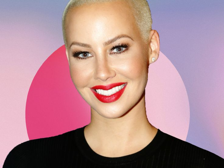 "Amber Rose doesn't have any patience for Donald Trump and his ""locker room talk."" That's because she knows firsthand just how real the offensive sexual actions he described in a leaked 2005 tape from Access Hollywood actually are.  In an interview with Yahoo! Style, Rose admitted that"