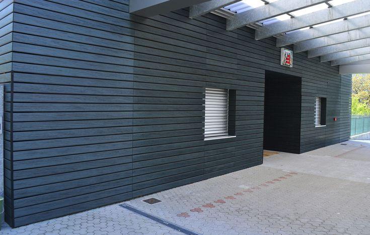 best 25 exterior wall panels ideas on pinterest stone. Black Bedroom Furniture Sets. Home Design Ideas