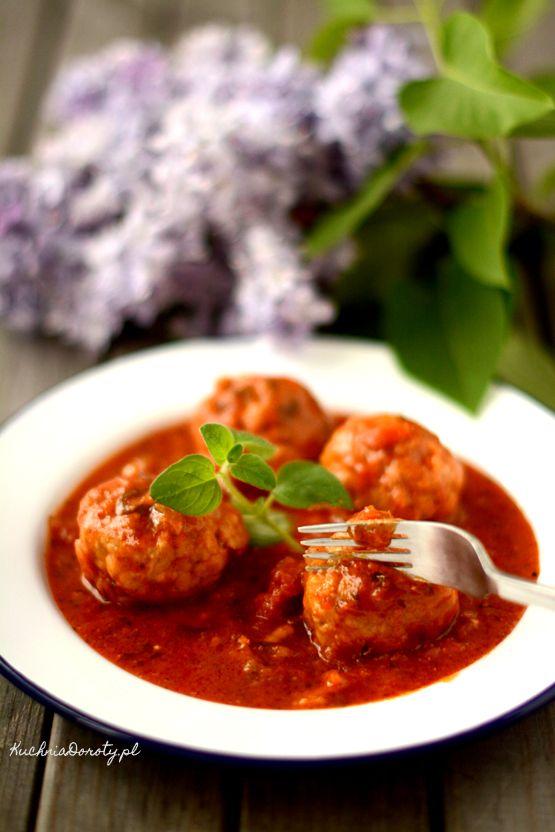 mielone, mielone przepis, klopsiki, klopsiki przepis, klopsiki wsosie, klopsiki wsosie przepis, klopsiki wsosie pomidorowym, klopsiki wsosie pomidorowym przepis, klopsik naimprezę, obiad, obiad przepisy