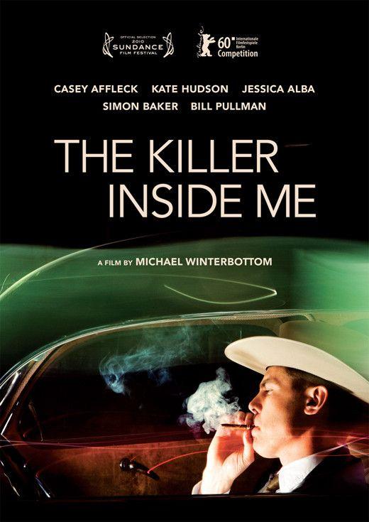 The Killer Inside Me 11x17 Movie Poster (2010)
