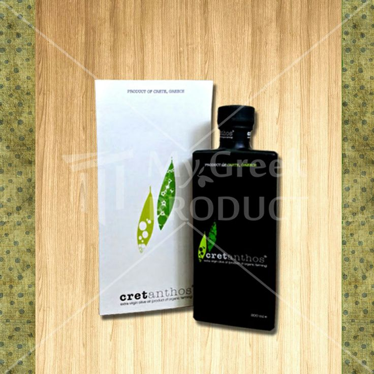 Extra Virgin Olive Oil Cretanthos 0.2l (GIFT BOX) from Crete Island. (product of organic farming).   Extra virgin organic olive oil from a special olives variety named as KORONIA. It is certified by the certification body of DIO.  Beautiful packing gift to impress your  friends, your colleagues etc.   - See more at: http://mygreekproduct.com/index.php?id_product=97&controller=product&id_lang=1#sthash.eZnKdUfS.dpuf