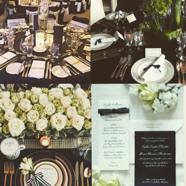 テーブルコーディネート 好きなコーディネート考えてたら、やっぱりネイビーとグリーンと白ばかりになった✨ 大人っぽく落ち着いた雰囲気にまとめたいです✨ #テーブルコーディネート #装花 #ネイビー #ホワイト #グリーン