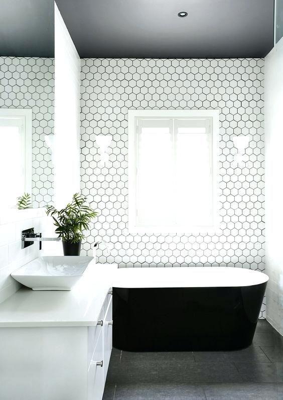 Bathroom Feature Wall Tile Ideas Futuristic Feature Wall In Bathroom