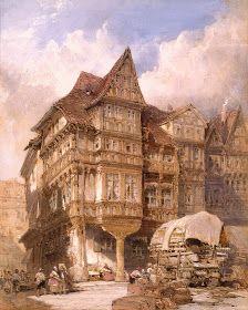William Callow, Albrecht Dürers Haus