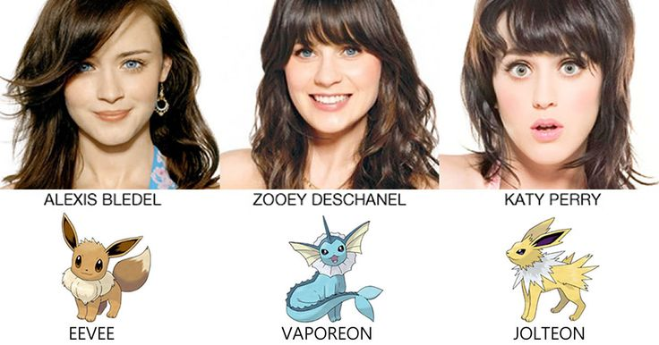 If Celebrities Are Pokémon, This Is How They Would Evolve - 9GAG