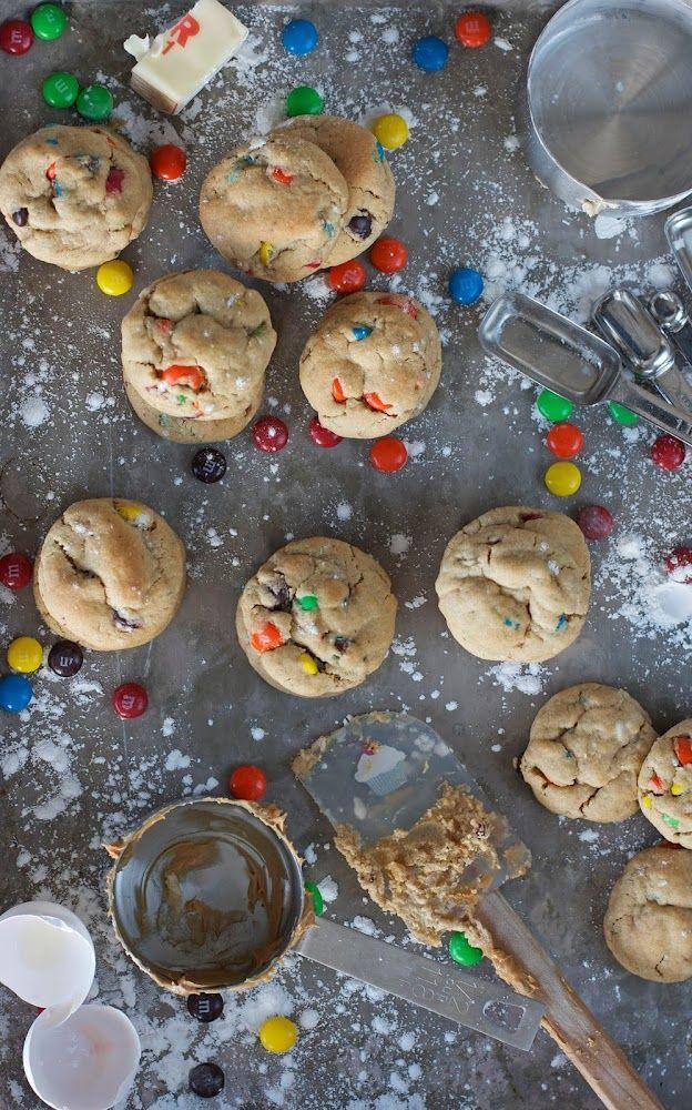 Gluten Free M Cookies