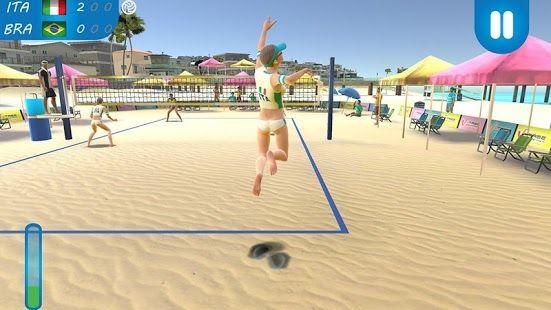 Descargar Beach Volleyball 2016 v1.1.2 Android Apk (Completo) - http://www.modxapk.net/descargar-beach-volleyball-2016-v1-1-2-android-apk-completo/