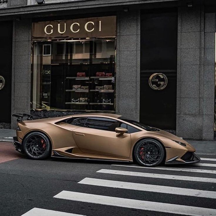 Matte Gold #Lambo #Lamborghini #SuperCar #BossLife #Lifestyle