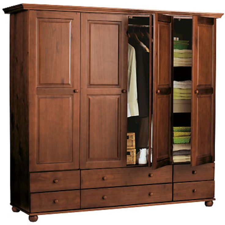 les 25 meilleures id es concernant armoire penderie pas. Black Bedroom Furniture Sets. Home Design Ideas
