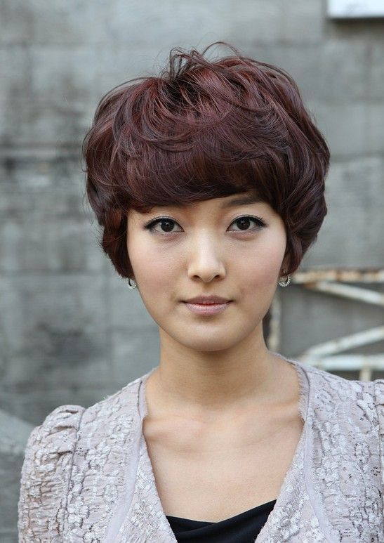 62 best asian short hair images on pinterest asian short hair 12 cutest korean hairstyle for girls you need to try find this pin and more on asian short hair urmus Images