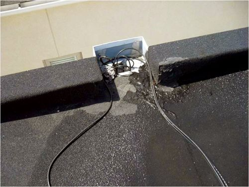 Roof Scuppers Amp Flooded Flat Roof