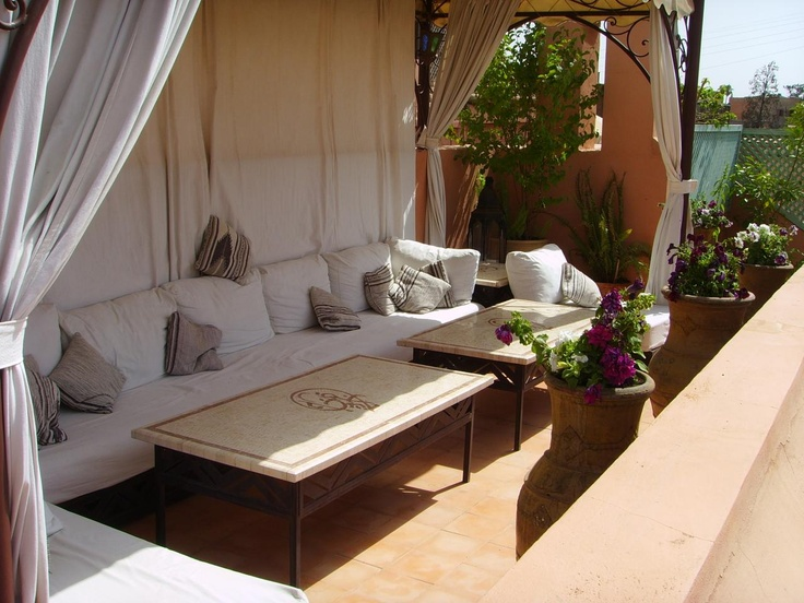 Moroccan House Style: Riads in Marrakech-so excited to be going to this country finally - lifelong dream - have always loved this style - I can hardly breathe.