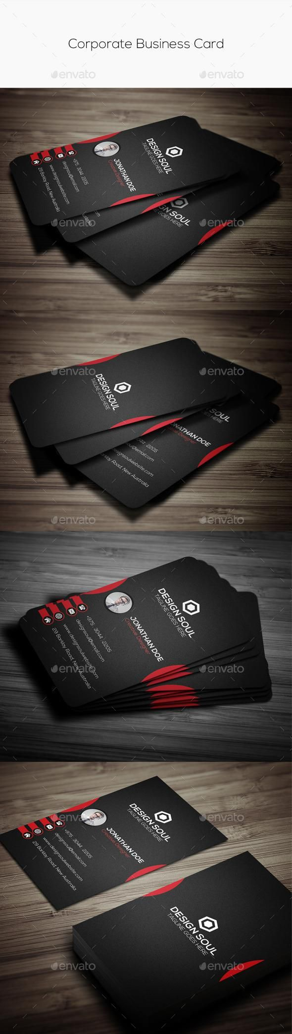 363 best Business Card Design images on Pinterest | Business card ...