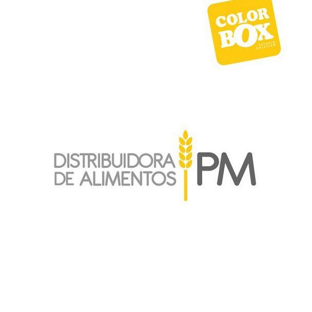 Logo design for a food distribution company in Venezuela #LogoDesign #logo