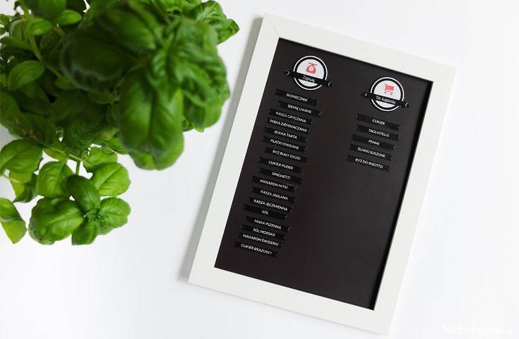 organizacja-w-kuchni-zapasy-tablica-magnetyczna-2