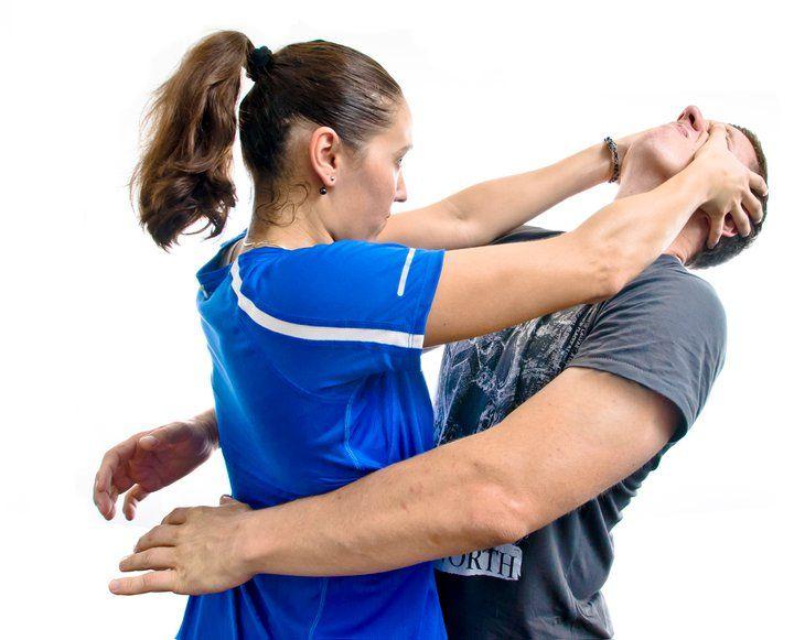 Self Defense tips for women.