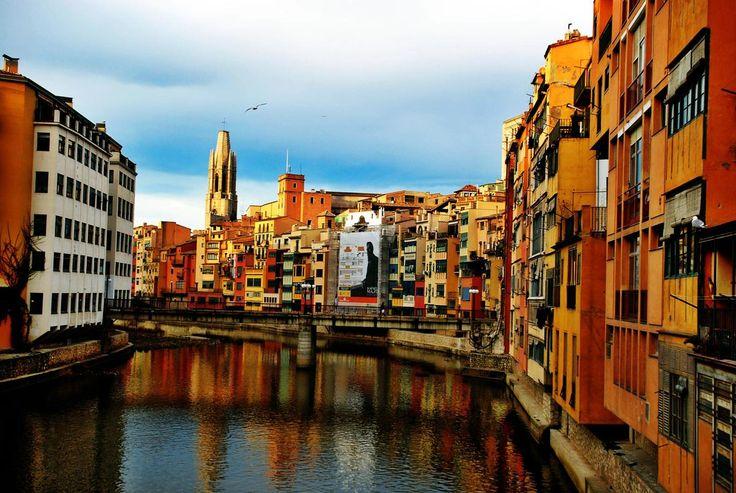 Girona, me enamora!