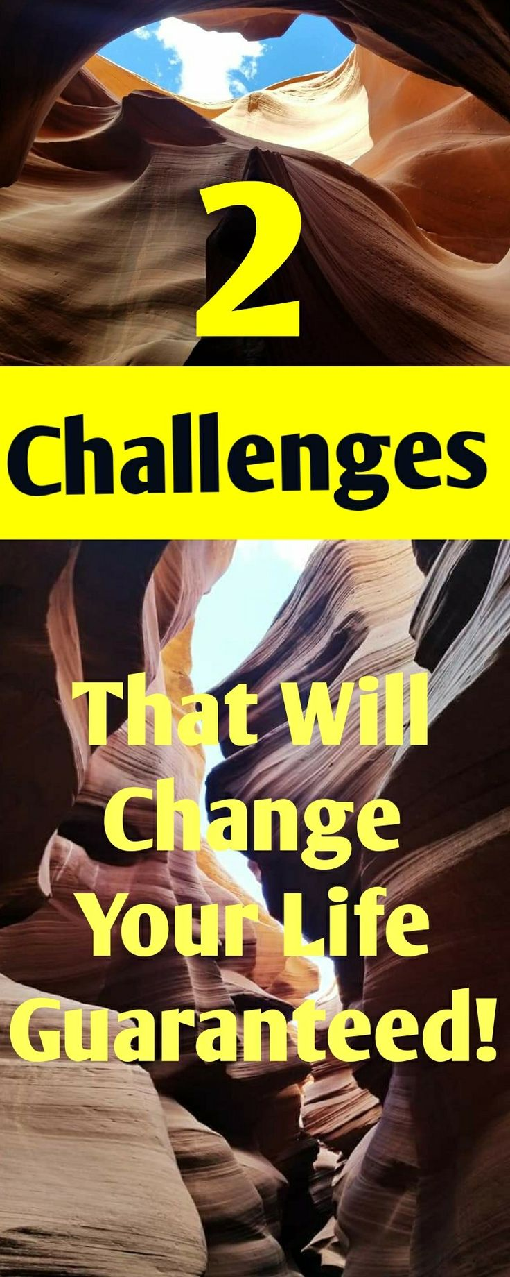 2 Great Challenges! 1 – to create the Power to make money at will, 2 – to create…