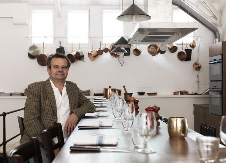 Jose Pizzaro will join Chef Mark Hix's series of intimate dinners