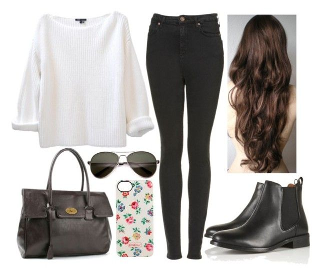 """Eleanor Calder Inspired Outfit for Casual College Visit"" by celia-beatrice ❤ liked on Polyvore featuring Topshop, women's clothing, women's fashion, women, female, woman, misses, juniors, eleanor calder and eleanor calder style"