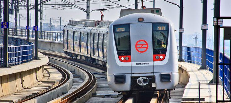 Delhi Metro and Google Maps collaborate to make Metro commute easier #RailAnalysis #News #Metro #Rail