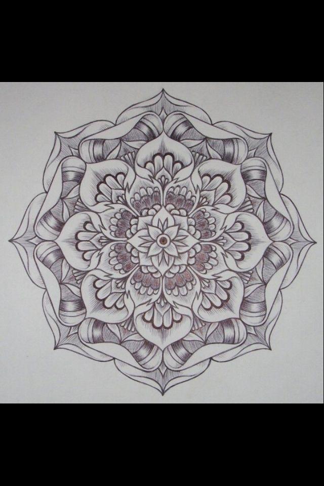 11 Best Images About Mandala Designs On Pinterest Simple