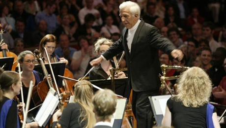European Union Youth Orchestra @ The Kennedy Center - Terrace Theater (Washington, DC)