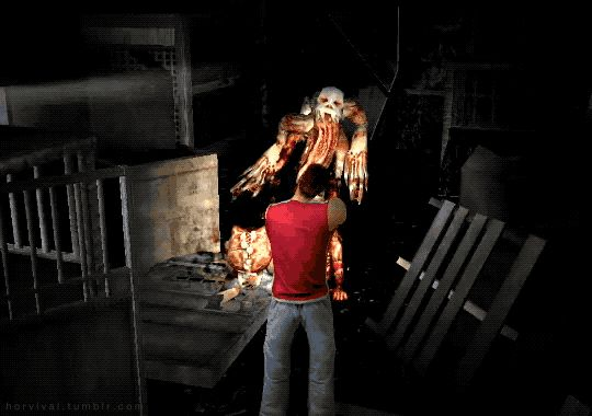 ObsCure (2004) PS2 - Survival Horror Games