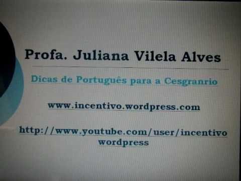 Dicas de Português para Cesgranrio: Concordância Nominal