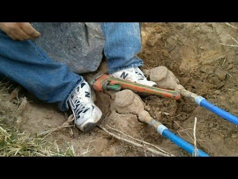 How to install pex pipe waterlines in your home part 4 for Using pex for drain lines