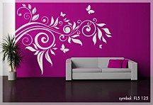 Šablóny na maľovanie kvety. | DECOTREND
