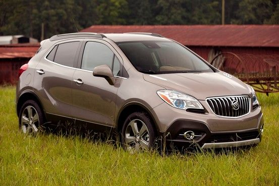 2013 Buick Encore: The Compact SUV for Fans of Cute and Nimble
