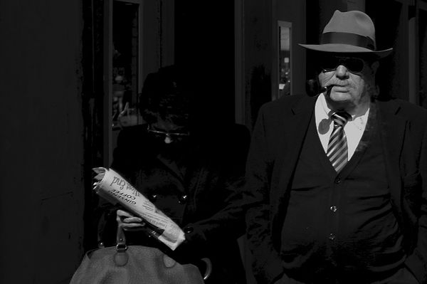 Alessandro Michaelsson Street Photography