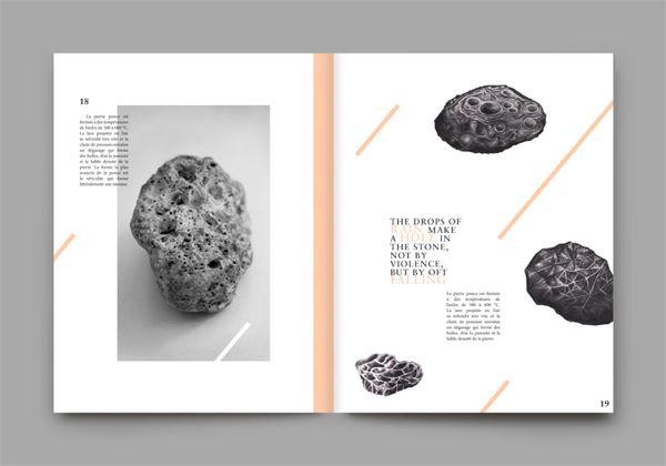 R O C C A stories by Maiwenn Philouze, via Behance