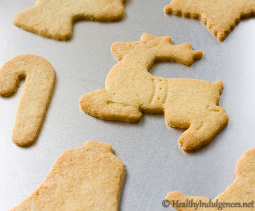 Sugar-Free Sugar Cookies for a Healthy Christmas Treat (+ a GIVEAWAY!)