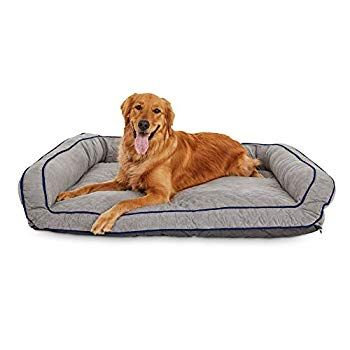 Petco Tranquil Sleeper Memory Foam Dog Bed Visit The Image