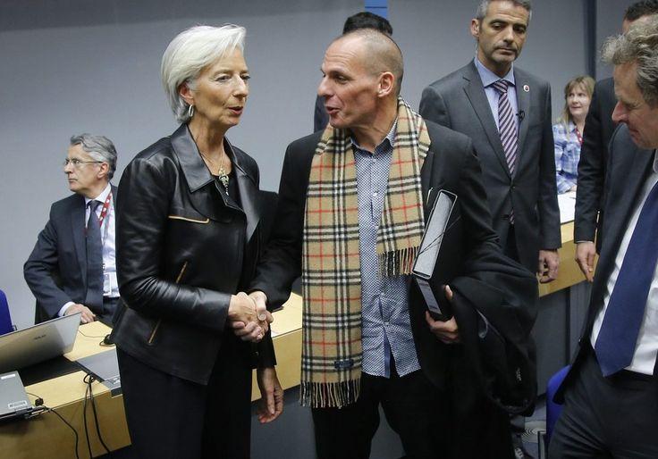 Eurogroup Finance ministers meeting -