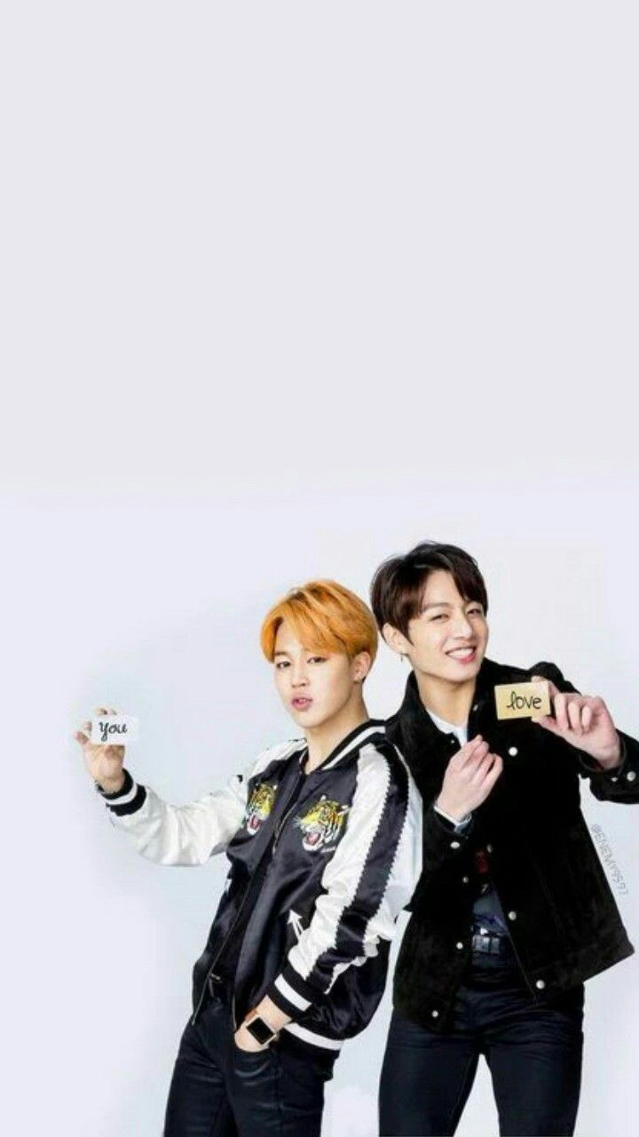 Koleksi Bts Wallpaper Jikook Download Kumpulan Wallpaper