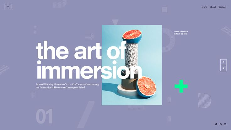 Concept for Portfolio Design