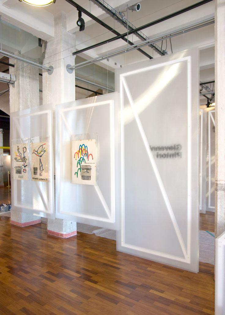 NormalStudio Olivetti / 2011 22ème festival de l'affiche et du graphisme de Chaumont / 21 mai - 5 juin 2011.