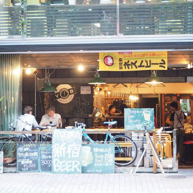 国産クラフトビールが450円~!日替わり&自家製醸造ビールを新宿で楽しもうの画像 OZmall | antenna
