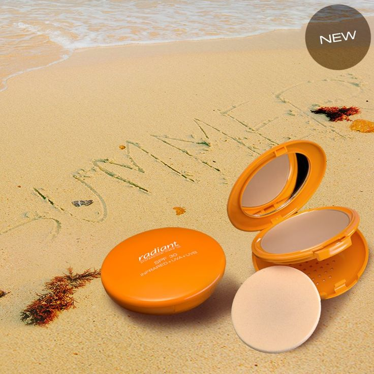 PHOTO AGEING PROTECTION COMPACT POWDER | Radiant Professional Make Up #Radiant #Professional #MakeUp #powder #sun #spf